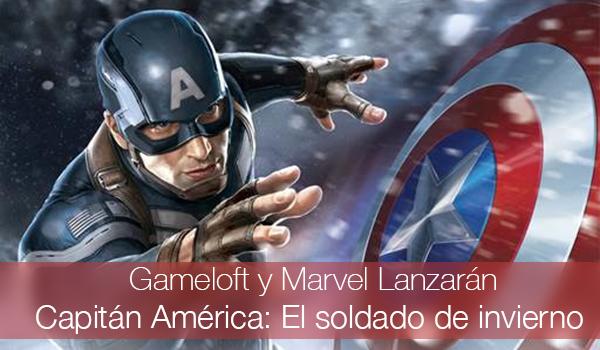 Capitan America - El Soldado de Invierno