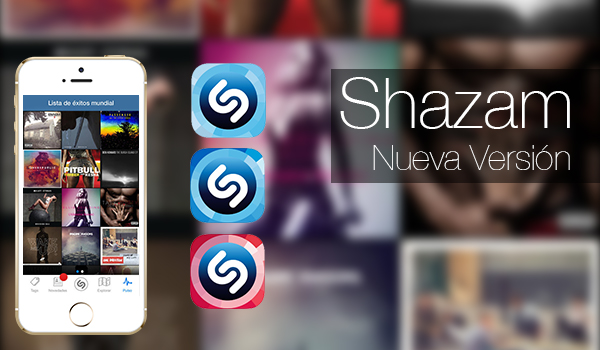 Shazam - Nueva Version