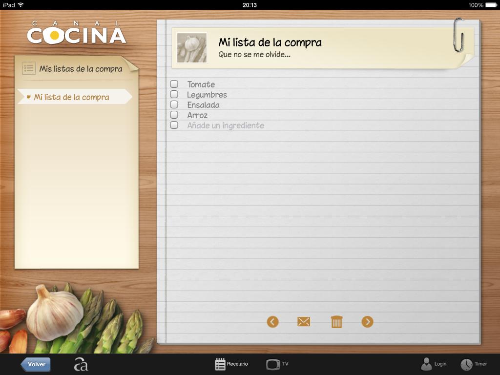 Canal Cocina - screenshot 4