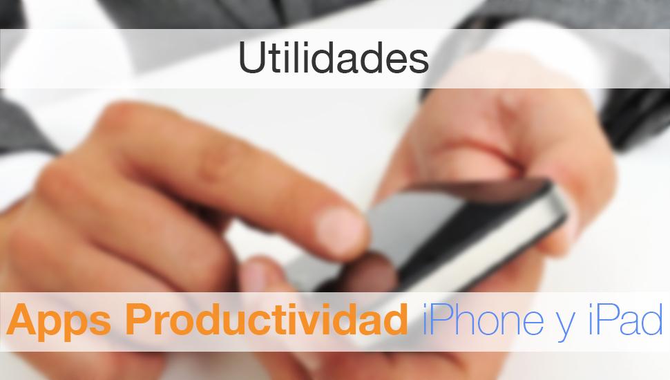 Apps Productividad - Utilidades