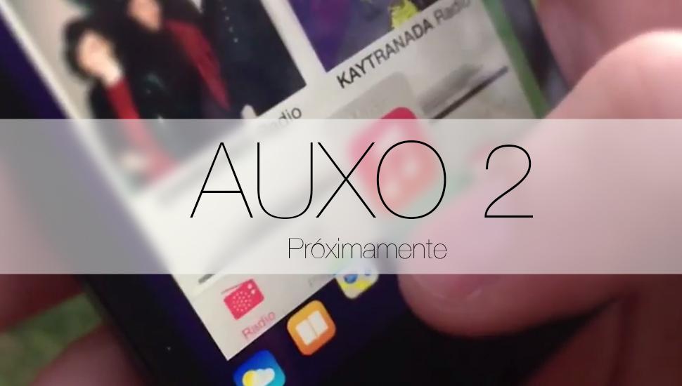 Auxo Tweak  Cydia iPhone iPad