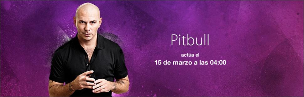 Pitbull - iTunes Festival SXSW