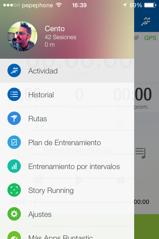 Runtastic - screenshot 11