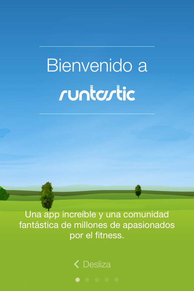 Runtastic - screenshot 2