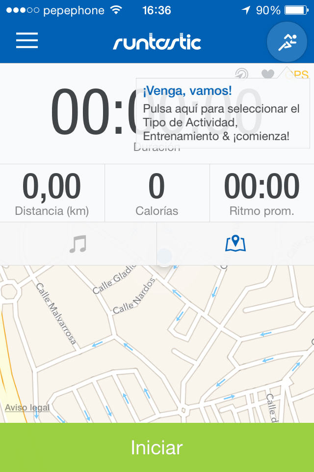 Runtastic - screenshot 7