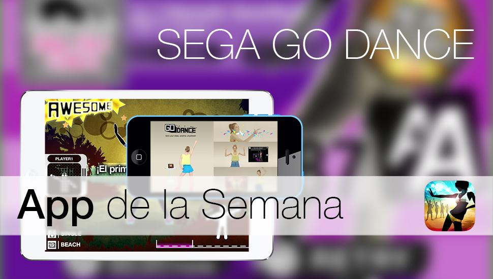 SEGA GO DANCE  - App de la Semana