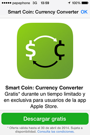Smart Coin - Gratis Apple Store