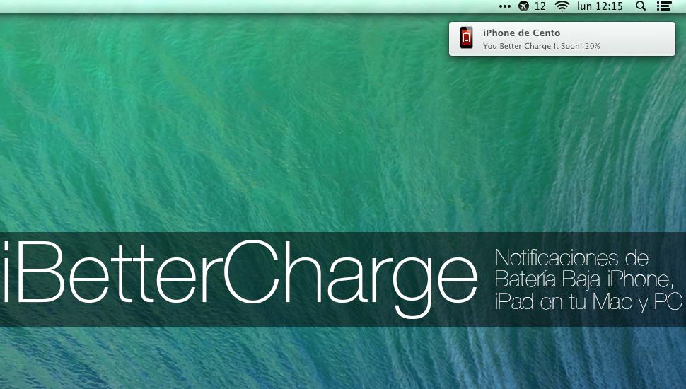 iBetterCharge iPhone iPad