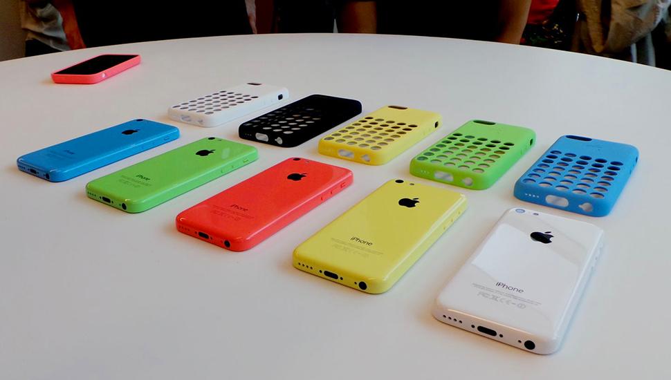 iPhone 5c Carcasas