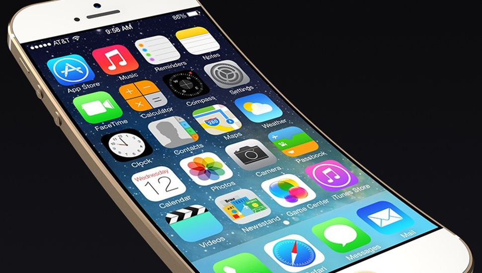 iPhone 6 Concepto Curvo