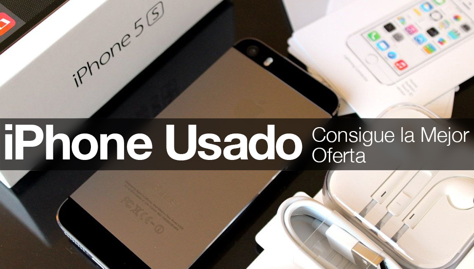 Comprar iphone usado en apple