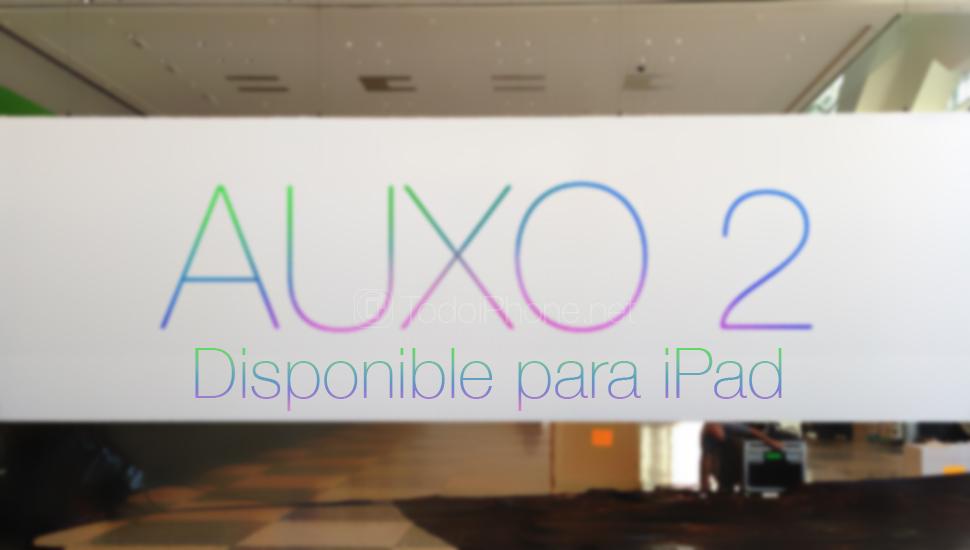 AUXO-2-iPad