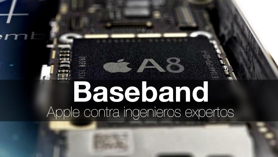 Baseband - Apple contrata expertos