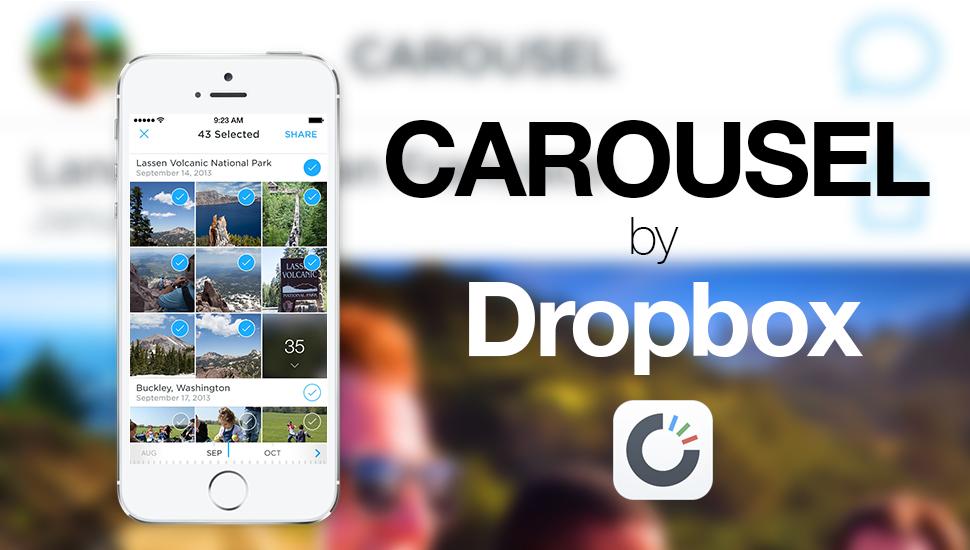 Carousel Dropbox