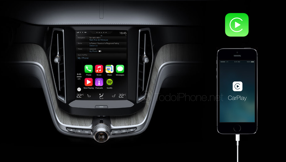 Carplay-iPhone-iOS