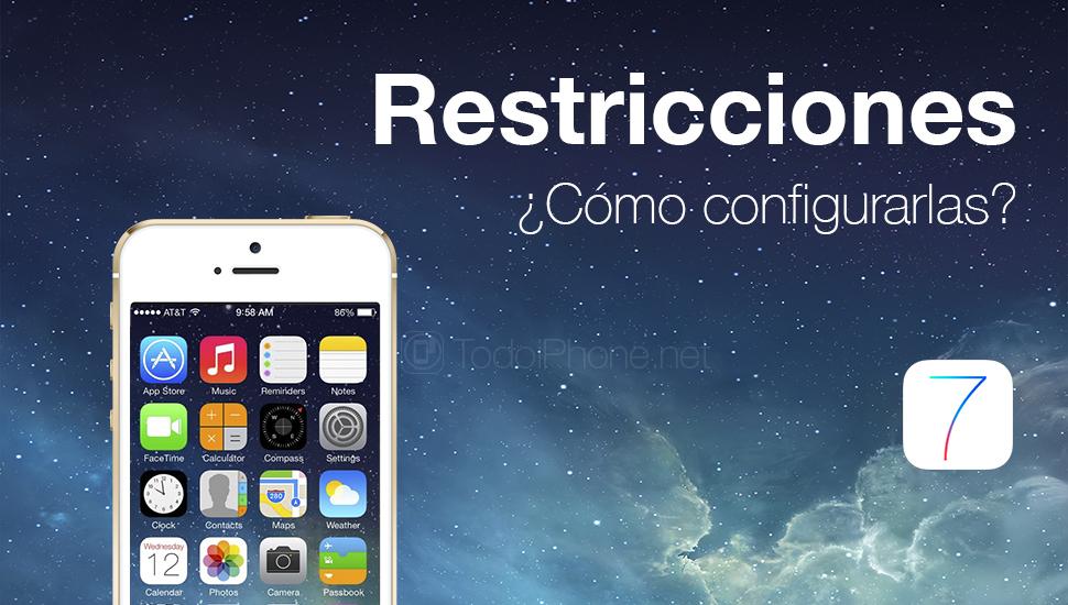 Configurar-restricciones-ios