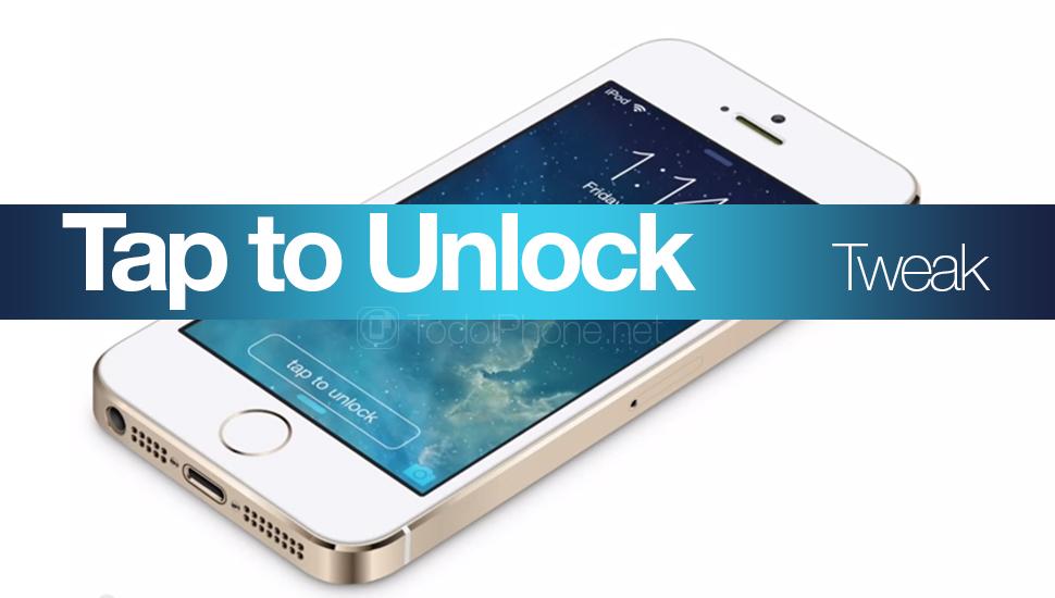 Tap-to-Unlock