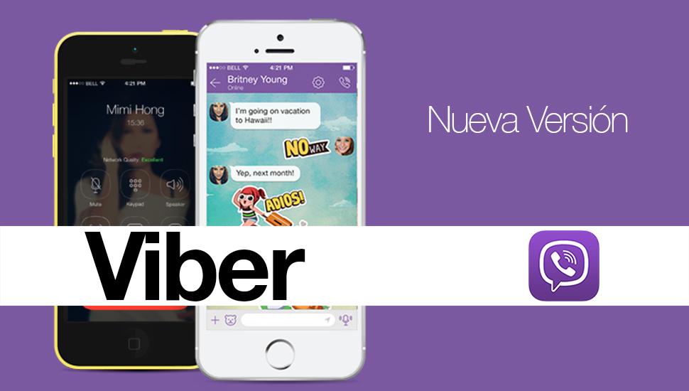 Viber untuk iPhone sekarang memiliki dukungan untuk Obrolan Publik 1