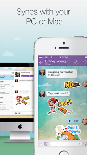Viber - screenshot 2