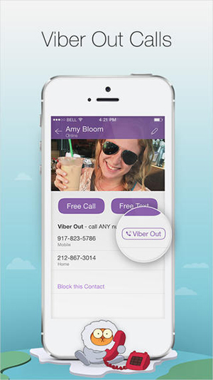 Viber - screenshot 3