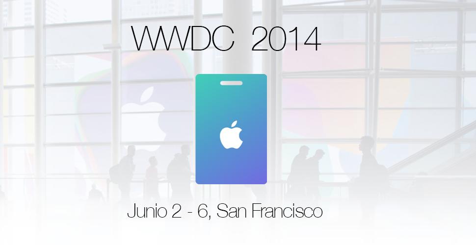 WWDC 14 Entradas