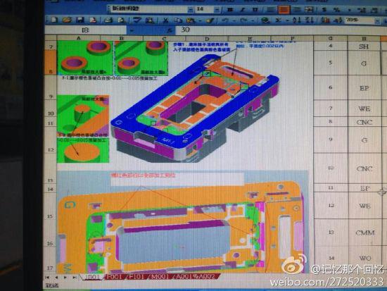 iPhone 6 - fotos cadena montaje - documento tecnico 2