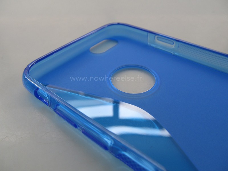 iPhone 6 funda botones - 1