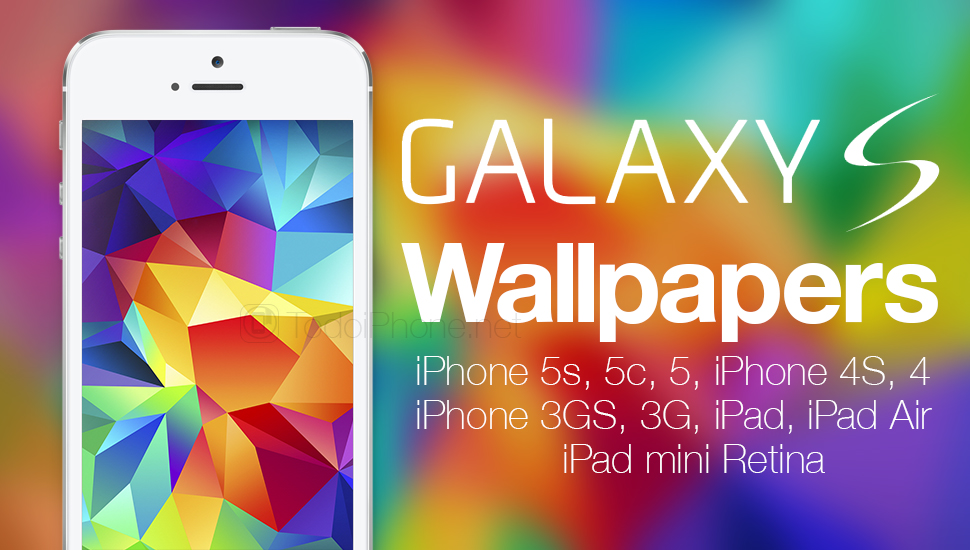 370 Wallpapers Para Iphone: Wallpapers Del Galaxy S5 Para IPhone, IPod Touch, IPad Y
