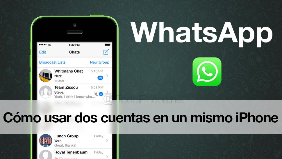 Como-Usar-Dos-Cuentas-WhatsApp-iPhone
