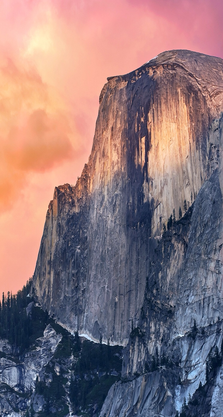 Descarga Los Wallpaper De Ios 8 Y Os X Yosemite Gratis