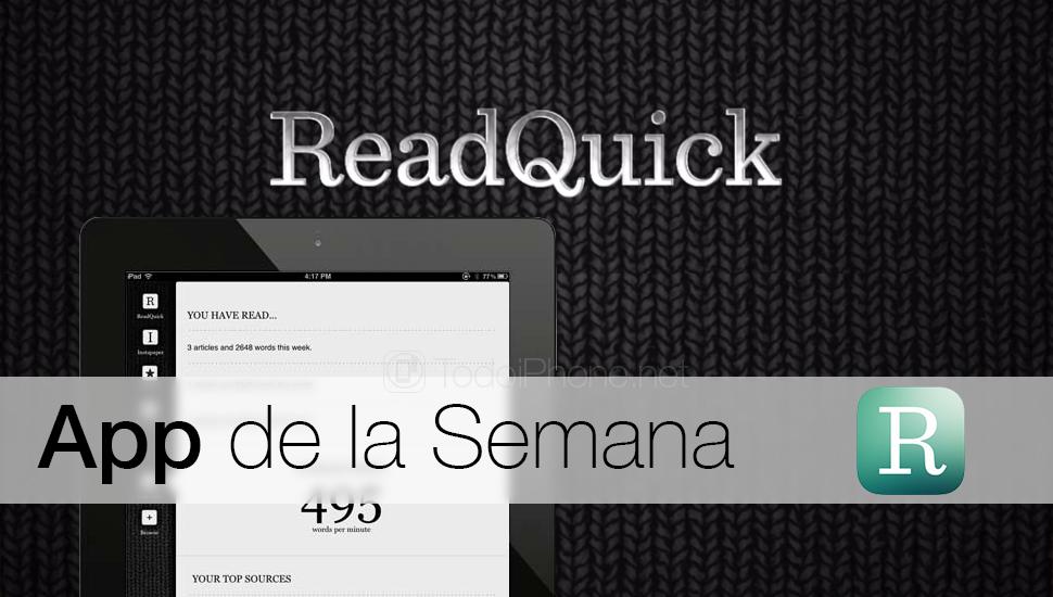 ReadQuick-App-Semana
