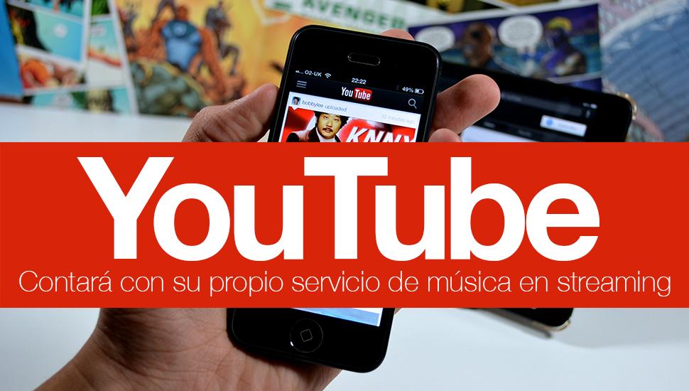 YouTube-Servicio-Musica-Streaming
