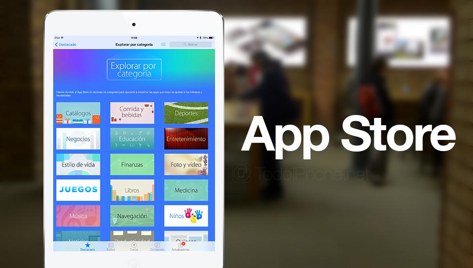 app-store-nuevas-categorias