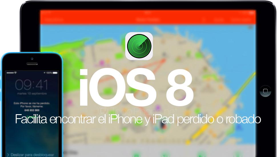 iOS-8-Buscar-iPhone-Robado-Perdido