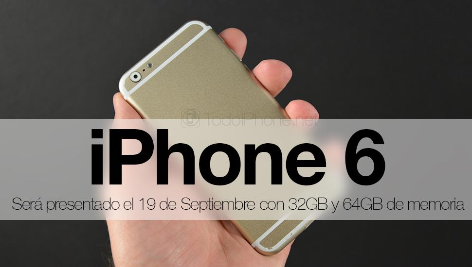 iphone-6-septiembre-32gb-64gb-memoria