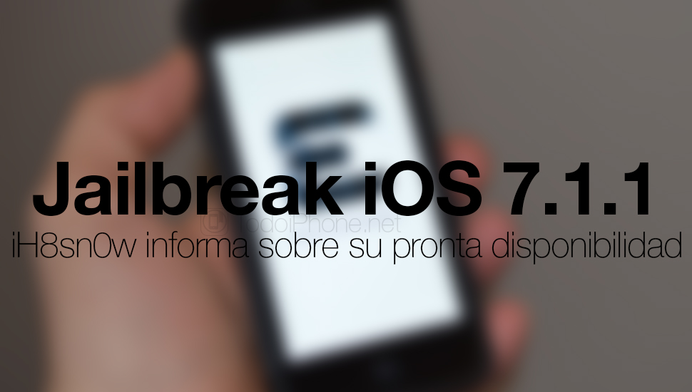 Jailbreak iOS 7.1.1, according to iH8sn0w will be available soon 1