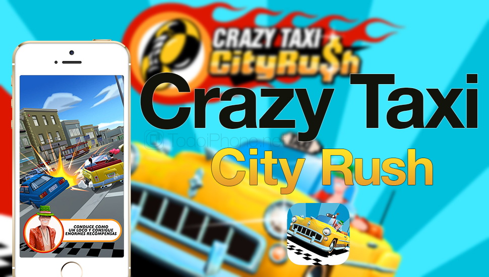 Crazy-Taxy-City-Rush