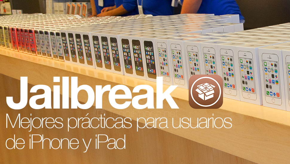Best practices for iPhone and iPad Jailbreak users 1