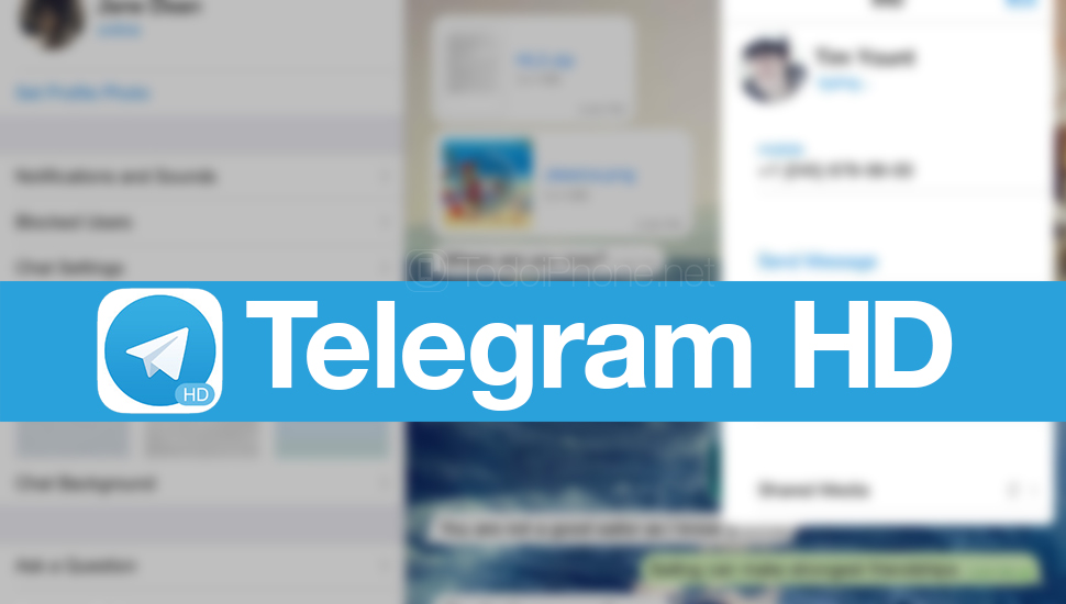 Telegram-HD