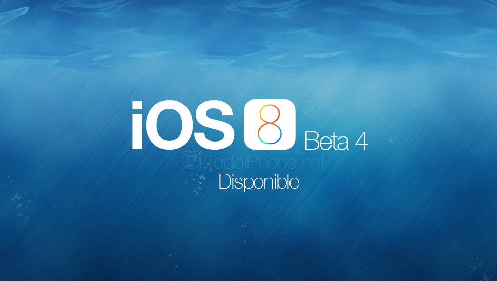 iOS-8-Beta-4-Disponible