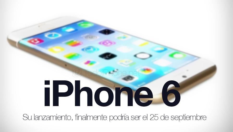 iPhone-6-lanzamiento-25-septiembre