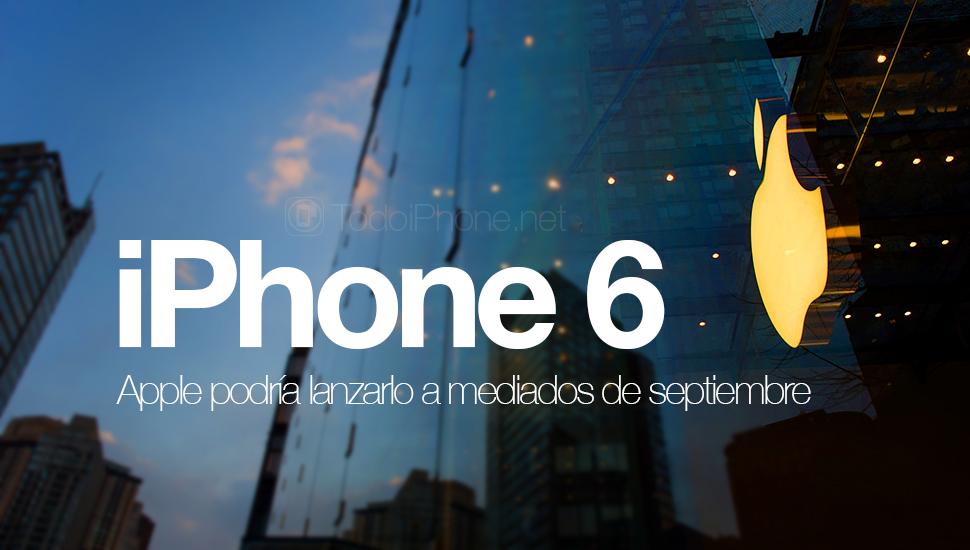 iPhone-6-mediados-septiembre