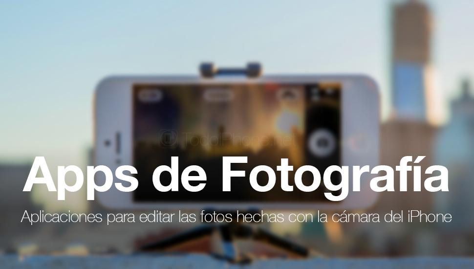 Apps-edicion-fotgrafia-iPhone