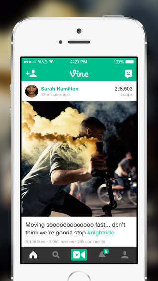 Vine-iOS-screenshot-1