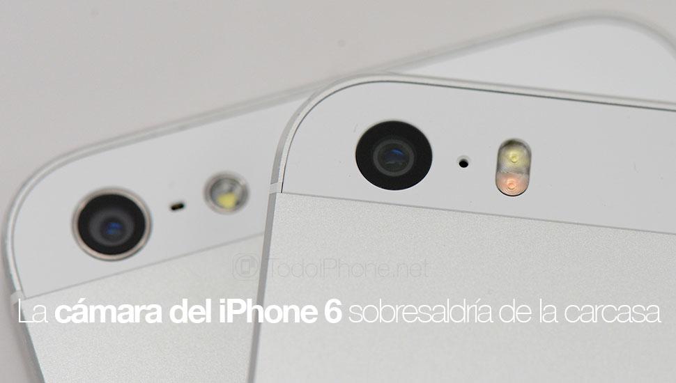 camara-iphone-6-sobresaldria-carcasa