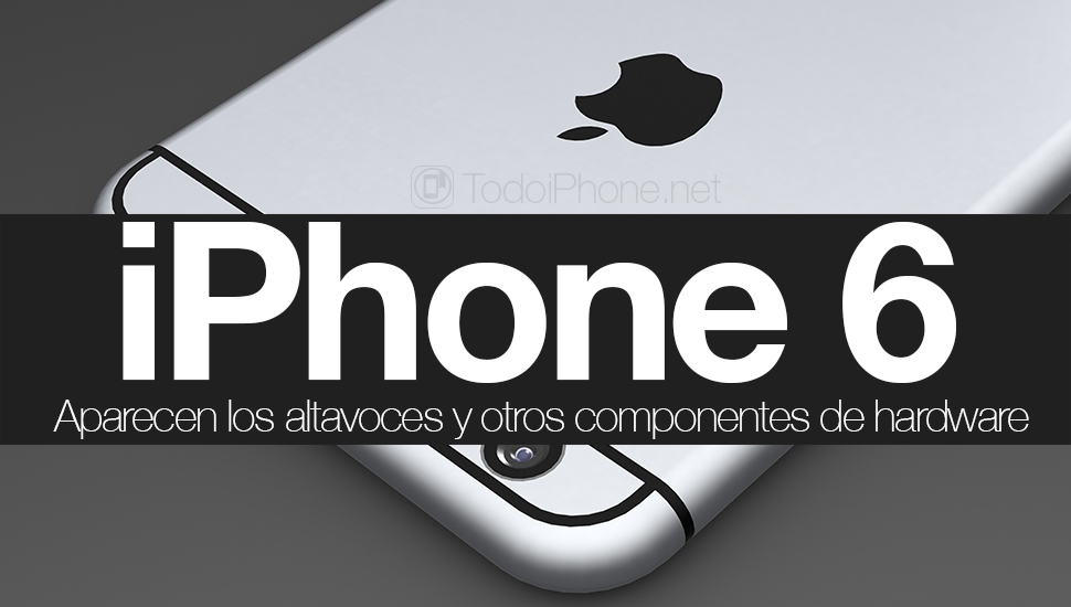 iPhone-6-altavoces-cargador-rumor