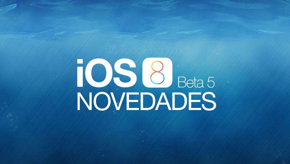 novedades-ios-8-beta-5