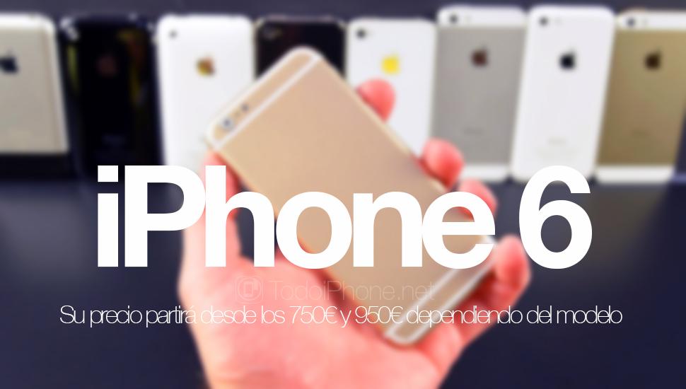 precio-iphone-6-rumor-700-950-euros