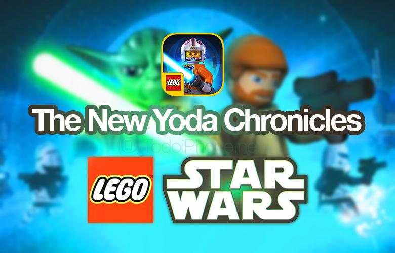LEGO Star Wars: Nova Yoda Chronicles dostupna za iPhone i iPad 6