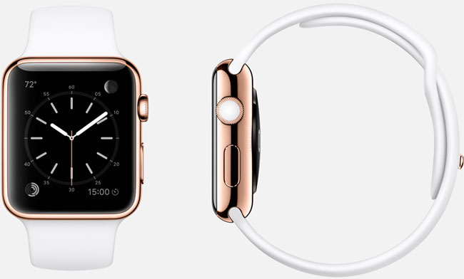 Apple Watch, reloj inteligente Apple